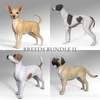 Breeds for the HW Dog - Bundle II