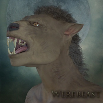 Werebeast V4WM Poses